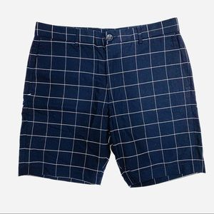 ZARA MAN Plaid Shorts US30